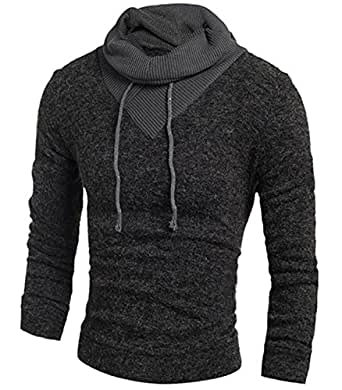 Beautifullight Cool Men Fashion Winter Coats Long Sleeve