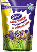 Cadbury Mini Assorted Chocolate Eggs 745 Gram