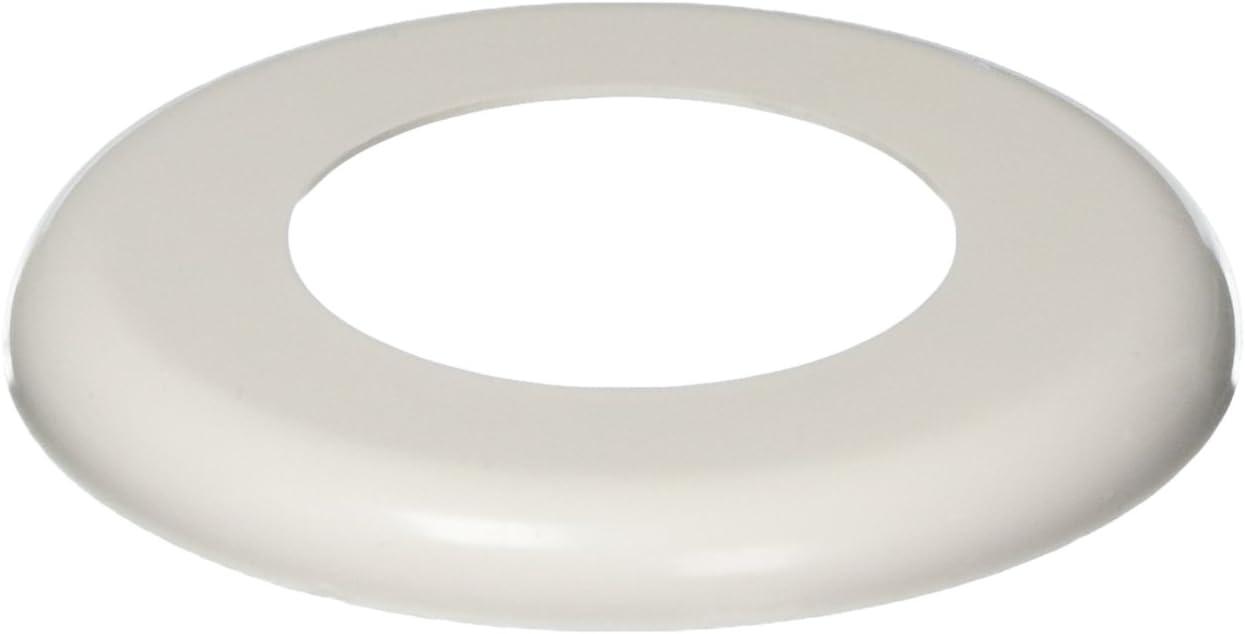 Waterway Eyeball Wall Fitting Escutcheon White 218-1440 for Vinyl Liner