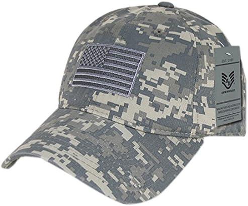 Rapiddominance A03-1Tsa-Acu Tonal Flag - Universal Digital, Army Combat Uniform
