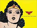img - for Wonder Woman: 40 Collectible Postcards book / textbook / text book