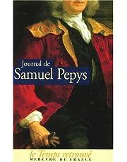 JOURNAL DE SAMUEL PEPYS
