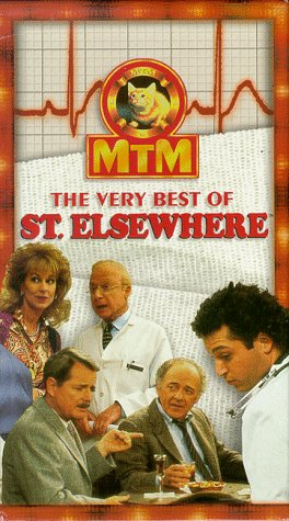 The Very Best of St. Elsewhere - Four Tape Set [VHS] by Mtm Video