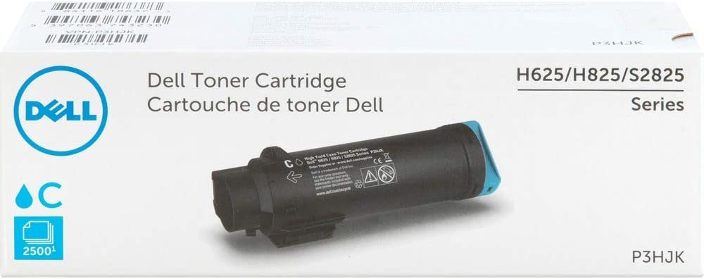 Dell Toner Cartridge - Cyan