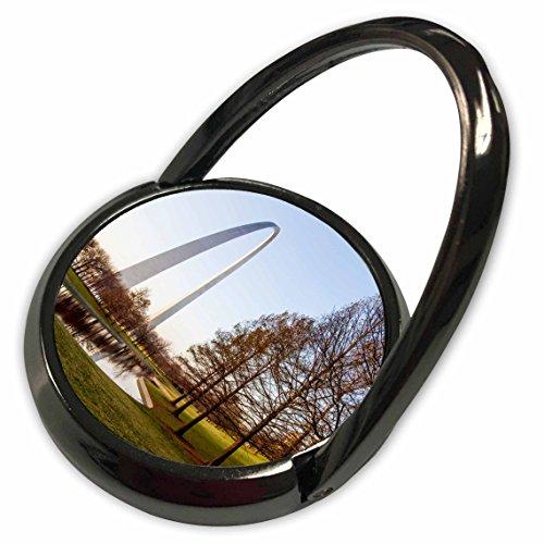 3dRose Danita Delimont - Missouri - St. Louis Gateway Arch, Missouri at sunrise - Phone Ring (St Louis Pond)