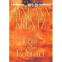 Lost and Found(MP3-CD)Lib(Unabr.)
