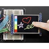 2.8 TFT LCD with Touchscreen Breakout Board w/MicroSD Socket