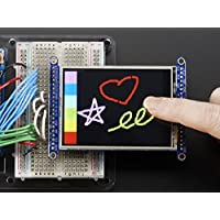 2.8 TFT LCD with Touchscreen Breakout Board w/MicroSD Socket