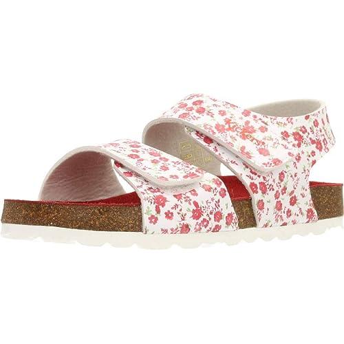 5283c3d4502 Sandalias y Chanclas para niña, Color Blanco, Marca KICKERS, Modelo  Sandalias Y Chanclas para Niña KICKERS 637314 10 Blanco: Amazon.es: Zapatos  y ...