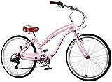 Fito Modena II Shimano 7-speed Women - Pink, 26