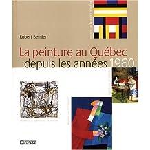 La peinture au Québec depuis les années 1960: Les frontières indéfinissables