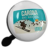 Small Bike Bell Carona Ski Resort - Italy Ski Resort - NEONBLOND