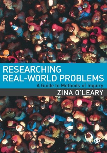 Researching Real-World Problems: A Guide to Methods of - World Guide Real