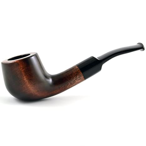 Amazon com: New Handmade pear smoking pipe for 9mm filter