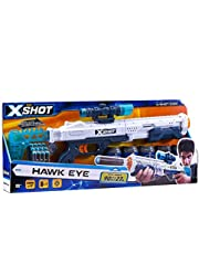 Zuru X-SHot Hawk Eye contains includes 5 Cans & 12 Darts (36189)