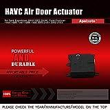 HVAC Heater Air Blend Door Actuator For Ford