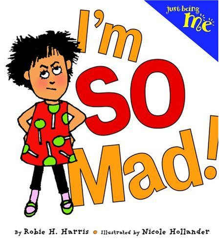 Download Just Being Me #1: I'm SO Mad! pdf epub