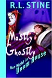 One Night in Doom House, R. L. Stine, 0385909152