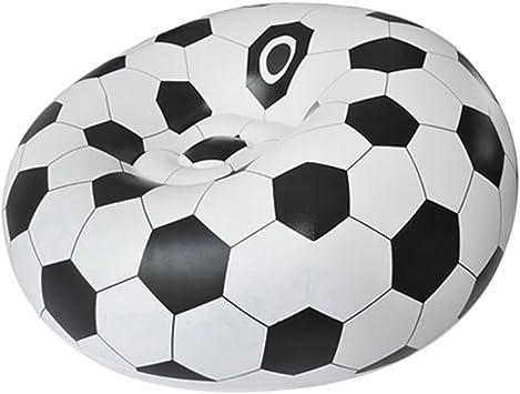 lzndeal sillón hinchable – Silla de balón de fútbol/de balón de ...