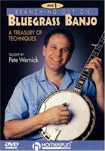 DVD-Branching Out on Bluegrass Banjo 1 (Bluegrass Banjo 1 Dvd)