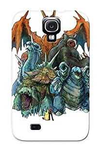 VZYWpQz7295iEMoi Armorerdia Awesome Case Cover Compatible With Galaxy S4 - Pokemon Very Popular Anime Tv How