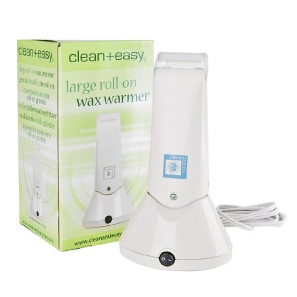 Clean Plus Easy Large Roll-On Wax Warmer 120v