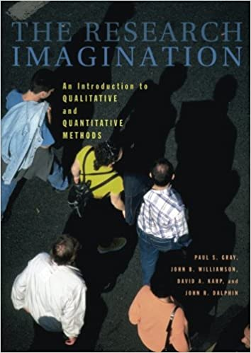 Book The Research Imagination: An Introduction to Qualitative and Quantitative Methods