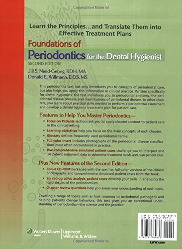 Foundations of Periodontics for the Dental Hygienist (Point (Lippincott Williams & Wilkins))