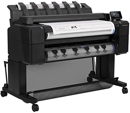 HP Designjet T2500 36-in PostScript eMultifunction Printer - Impresora de gran formato (TIFF, HP-GL/2,