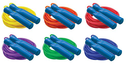 Champion Sports BSR9 Ball Bearing Speed Jump Rope, 9-Feet