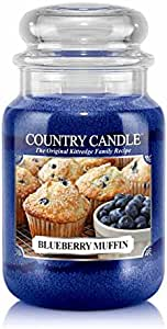Kringle Blueberry Muffin Jar Candles, Large, 623g