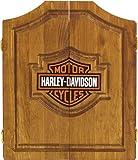 Harley-Davidson Dart Board Cabinet