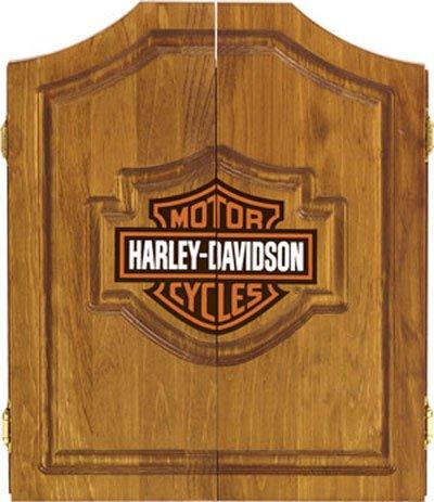 Harley-Davidson Dart Board Cabinet by Harley-Davidson