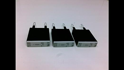 Siemens 3Rt1916-1Eh00 - Pack de 3 diodos de accesorios de montaje 12-250V 3Rt1916-1Eh00 - Pack de 3: Amazon.es: Industria, empresas y ciencia