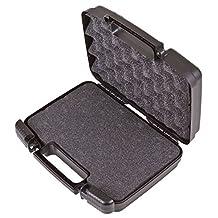 TOUGH Condenser Microphone Hard Case with Dense Foam for MXL Microphones - Fits MXL 770 / 990 / 550 , 551R / 440 / 4000 / MCA-SP1 / MXL USB 006 , USB 008 , USB 009 , MXL Studio 24 USB / V67G / V87 / V250 / V69MEDT - Fits Microphone and Accessories