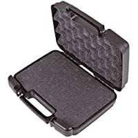 SAFE n SECURE Hard Travel Carrying Case with Dense Foam for Document Cameras, Cables and Accessories - Fits IPEVO Point 2 View / Ziggi HD / iZiggi HD Wireless Cameras, Cables and Accessories