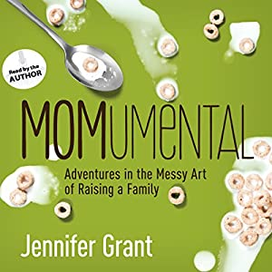 MOMumental Audiobook