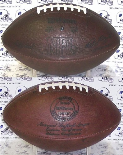 c12d2781fd9 Image Unavailable. Image not available for. Color  Wilson Official NFL  Football ...