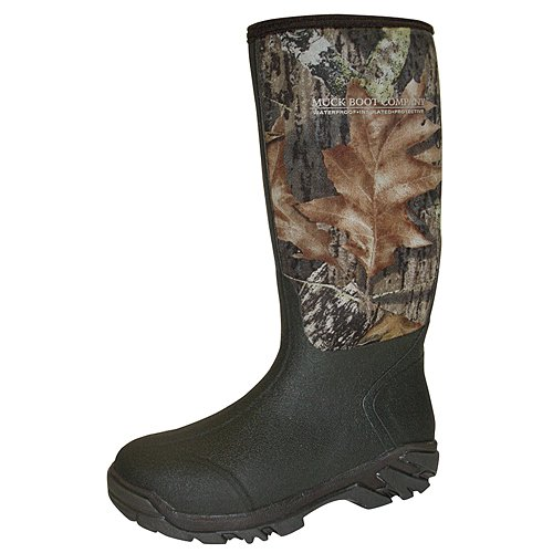 MuckBoots Men's Woody Sport Boot,Camouflage,10 M US Mens/11 M US Womens ()