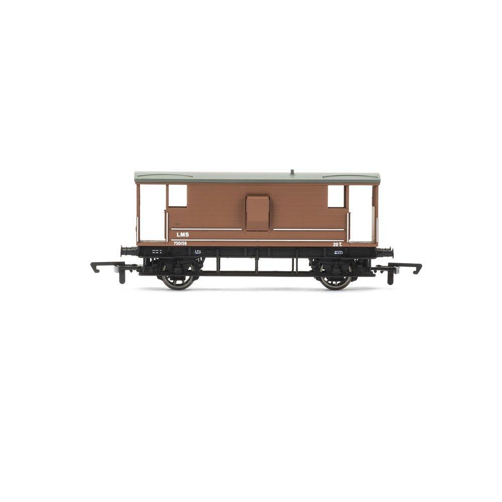 Hornby R6768lms Brake Van