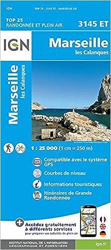 3145ET MARSEILLE - LES CALANQUES
