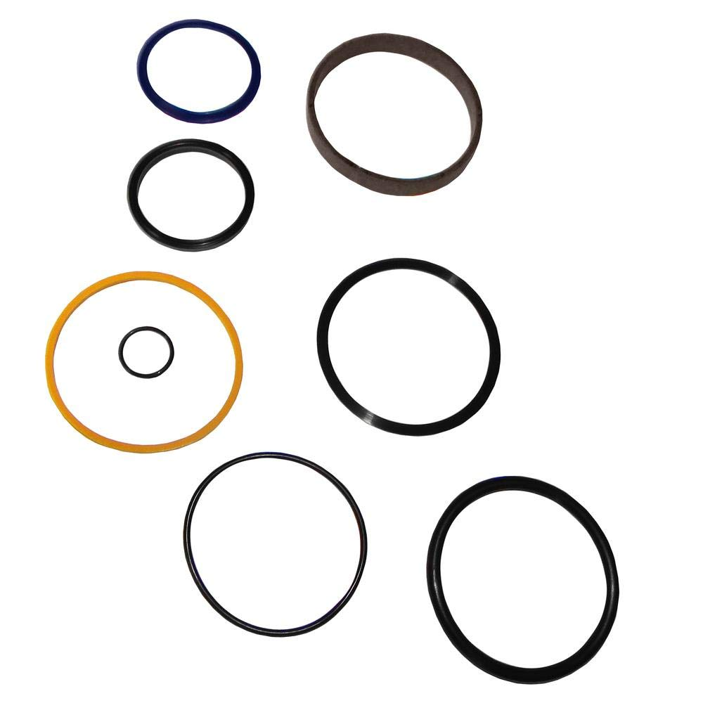 1R41425 Loader Lift Hydraulic Cylinder Seal Kit Fits Farmhand F11-D Rod /& Bore