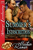 Summer's Indiscretion, Heather Rainier, 161926322X