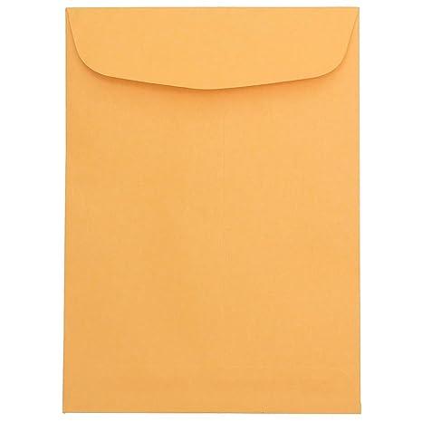 Amazon.com: JAM Paper Marrón Kraft sobres: Office Products