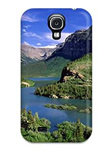 Easter Karida's Shop New Diy Design Glacier National Park For Galaxy S4 Cases Comfortable For Lovers And Friends For Christmas Gifts