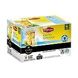 Lipton K-Cup Iced Tea, Lemonade, 10 pk 0.54 oz (Pack of 2)