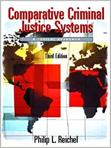 comparative criminal justice The revision of this best-selling book presents a comprehensive analysis of how  various criminal justice systems throughout the world compare new co-author.