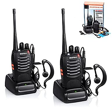 Review BaoFeng Walkie Talkie, BF-888S