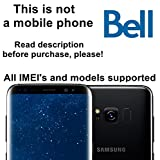 Bell Canada Factory Unlock Service for Samsung Galaxy S8, S8+, S7, S7 Edge, S6, S6 Edge and Other Models - All IMEI`s Supported - Feel the Freedom