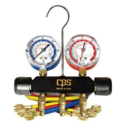 Ez-Flo 42218 CPS Blackmax Charging Manifold R12/R22/R502
